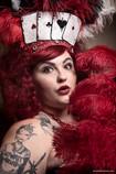 Roula Roulette, Burlesque Artist