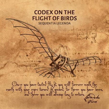 SEQUENTIA LEGENDA: Codex on the Flight of Birds (2019) (FR)