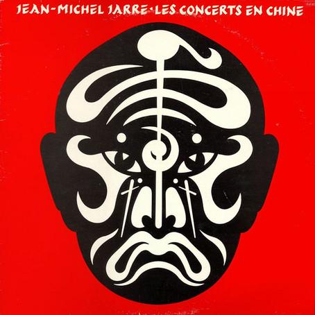 JEAN-MICHEL JARRE: Les Concerts En Chine (1982) (FR)