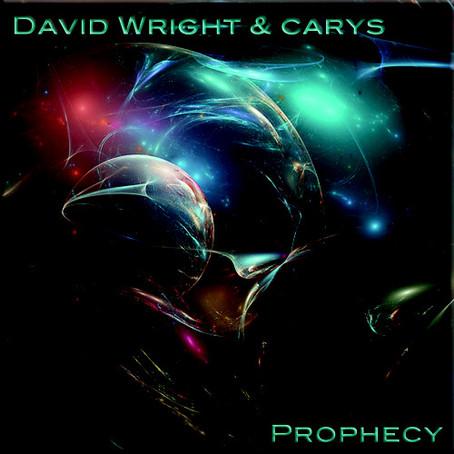 DAVID WRIGHT & CARYS: Prophecy (2017) (FR)
