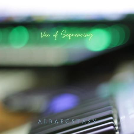 ALBA ECSTASY: Vox of Sequencing (2021) (FR)