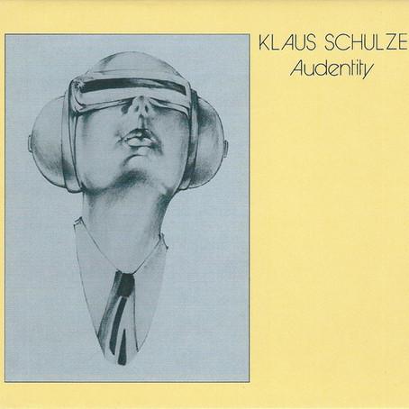 KLAUS SCHULZE: Audentity (1983/2005)