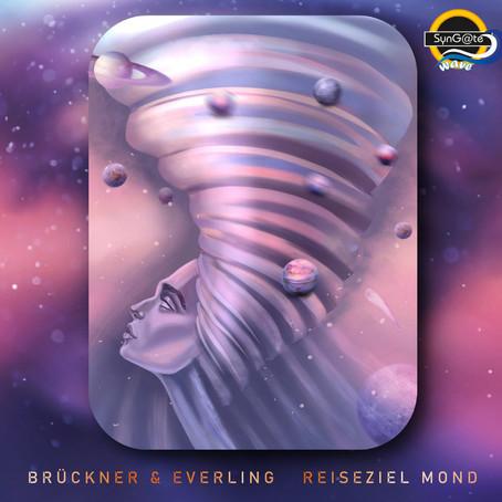 BRÜCKNER & EVERLING: Reiseziel Mond (2020) (FR)