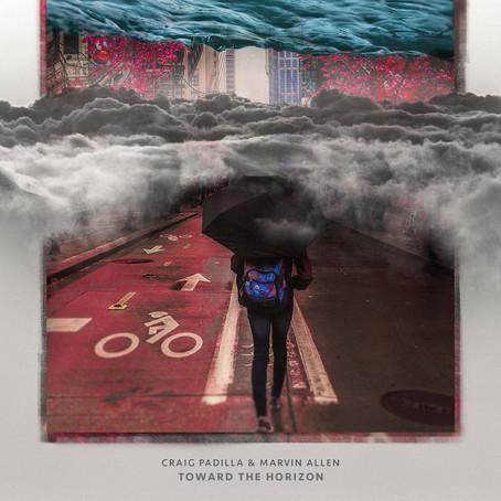 PADILLA & ALLEN: Toward the Horizon (2019) (FR)