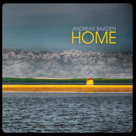 ANDREAS BAADEN: Home (2020) (FR)