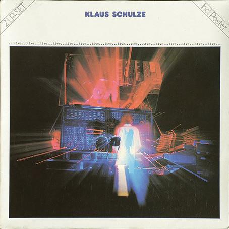 KLAUS SCHULZE: ''...LIVE...'' (1980) (FR)