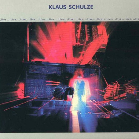 KLAUS SCHULZE: ''...LIVE...'' (1980)
