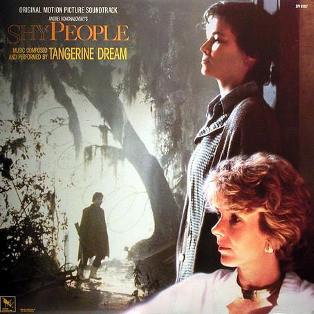 TANGERINE DREAM: Shy People (1986)