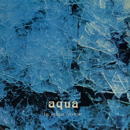 EDGAR FROESE: Aqua (1974) (FR)