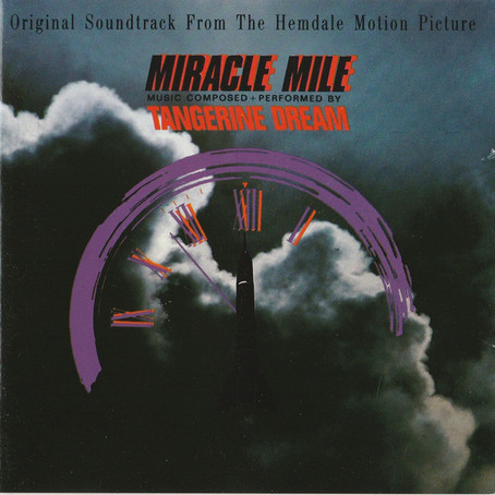 TANGERINE DREAM: Miracle Mind (1989) (FR)