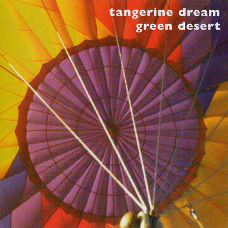 TANGERINE DREAM: Green Desert (73-86) (FR)