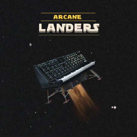 ARCANE: Landers (2015) E.P. (FR)