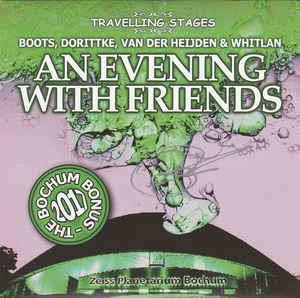 RON BOOTS: An evening with Friends (2017)