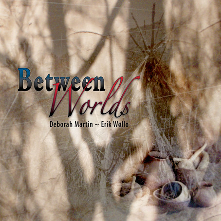 DEBORAH MARTIN & ERIK WOLLO: Between Worlds (2009) (FR)