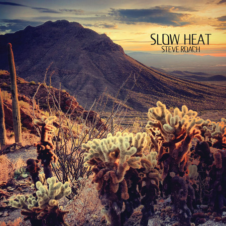 STEVE ROACH: Slow Heat 20th Anniversary Remastered Edition (98-18) (FR)