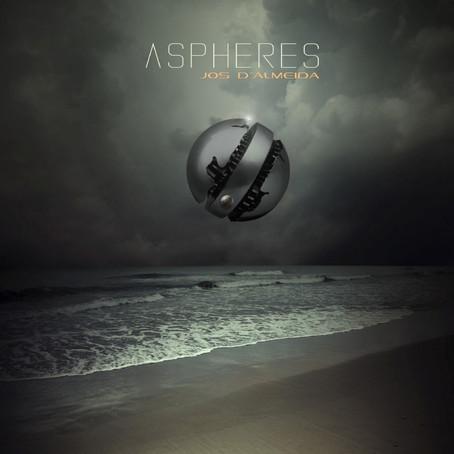 JOS D'ALMEIDA: Aspheres (2019)