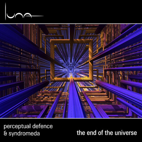 PERCEPTUAL DEFENCE & SYNDROMEDA: The End of the Universe (2016) (FR)