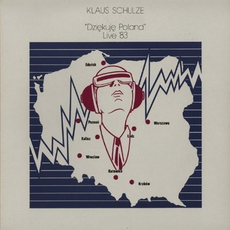 KLAUS SCHULZE: Dziekuje Poland (1983)
