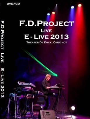 F.D. PROJECT: E-Live 2013 (2014) (FR)