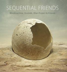 BLINDMACHINE & FRIENDS: Sequential Friends (2018) (FR)