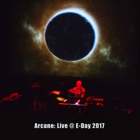 ARCANE: Live @ E-day 2017 (2017)