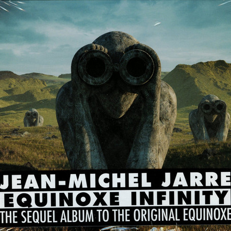 JARRE JEAN MICHEL: Equinoxe Infinity (2018) (FR)