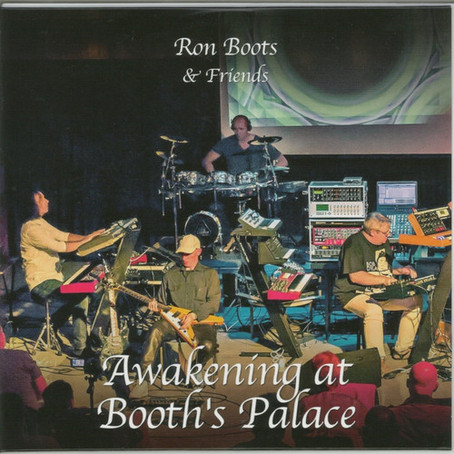RON BOOTS: Awakening At Booth's Palace (2014) (FR)