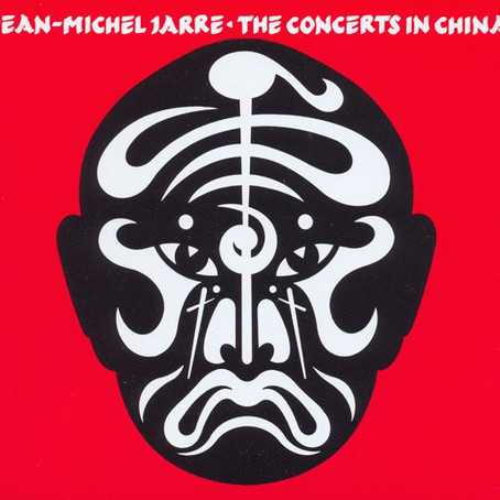 JEAN-MICHEL JARRE: The Concerts In China (1982)