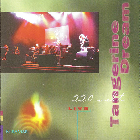 TANGERINE DREAM: 220 Volt Live (1993)