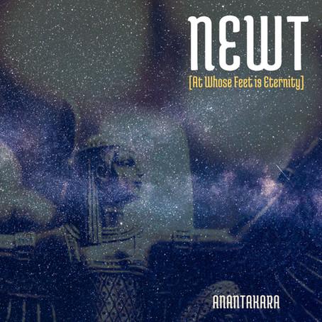 ANANTAKARA: Newt [At Whose Feet is Eternity] (2020) (FR)