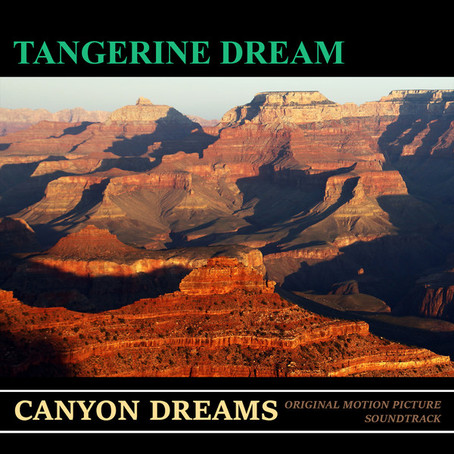 TANGERINE DREAM: Canyon Dreams (86-99)