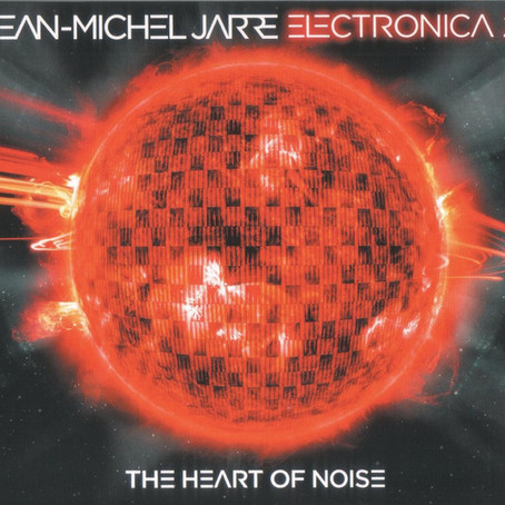 JEAN MICHEL JARRE: Electronica 2-The Heart Of Noise (2016)
