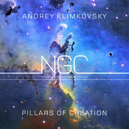 ANDREY KLIMKOVSKY: Pillars of Creation (2021)