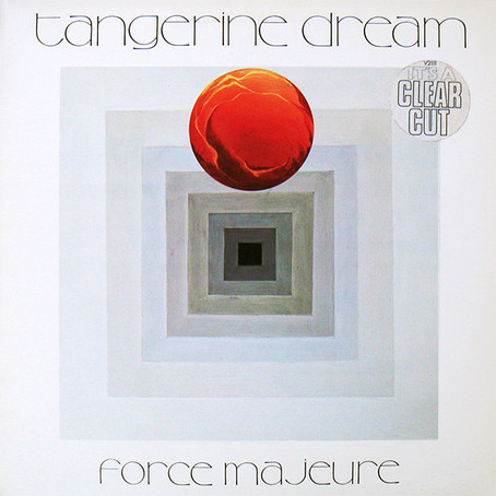 TANGERINE DREAM: Force Majeure (1979) (FR)