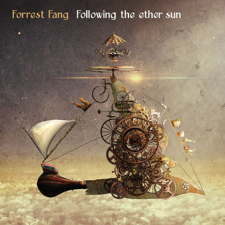 FORREST FANG: Following the Ether Sun (2017)