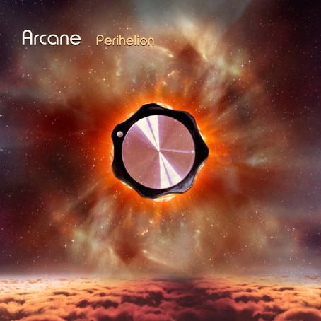 ARCANE: Perihelion E.P. (2015) (FR)