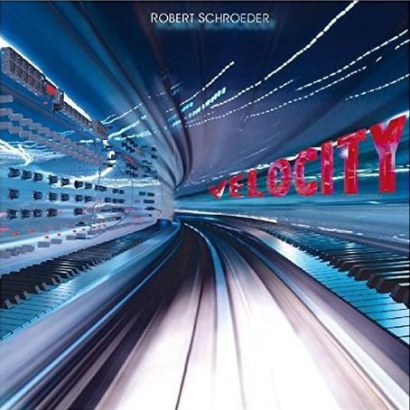 ROBERT SCHROEDER: Velocity (2017) (FR)