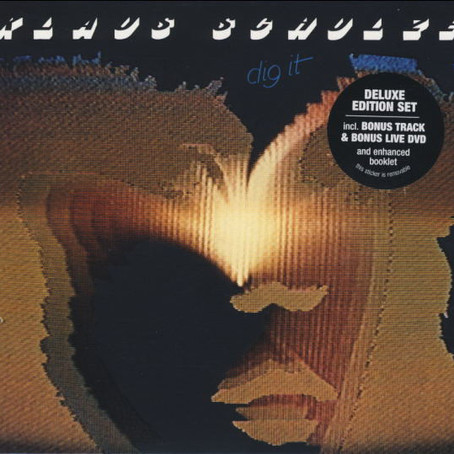 KLAUS SCHULZE: Dig It (1980)