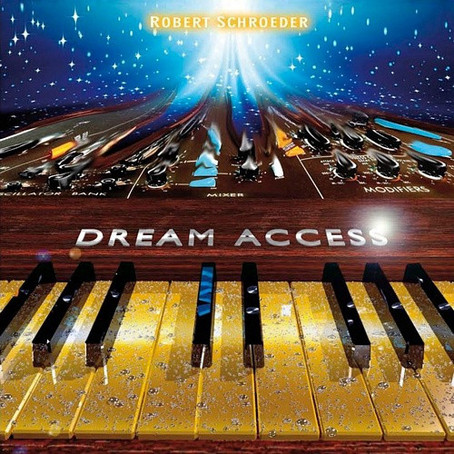 ROBERT SCHROEDER: Dream Access (2015) (FR)