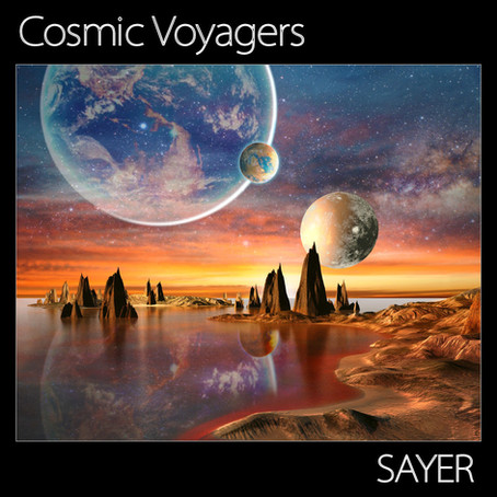 SAYER: Cosmic Voyagers (2015) (FR)