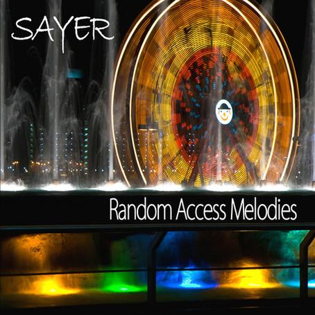 SAYER: Random Access Melodies (2013) (FR)