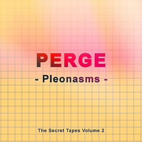 PERGE: Pleonasms (2016) (FR)