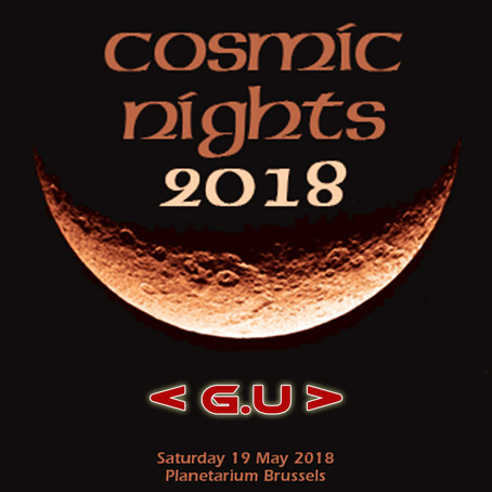 GALACTIC UNDERGROUND: <GU> Live at the Brussels Planetarium 2018 (2021)