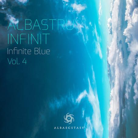 ALBA ECSTASY: Albastru Infinit Vol. 4 (2019) (FR)