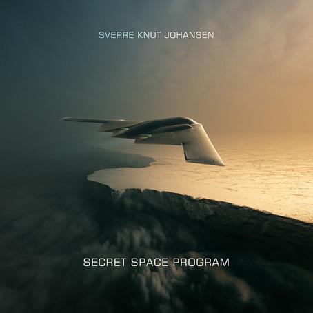 SVERRE KNUT JOHANSEN: Secret Space Program (2017) (FR)