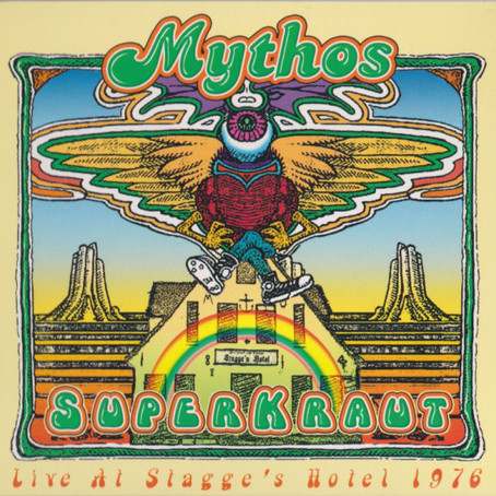 MYTHOS: Superkraut Live at Stagge's Hotel 1976 (2011)