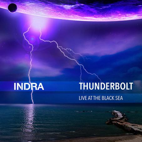 INDRA: THUNDERBOLT Live at the Black Sea (2013)