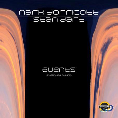 STAN DART & MARK DORRICOTT: Events (2016) (FR)