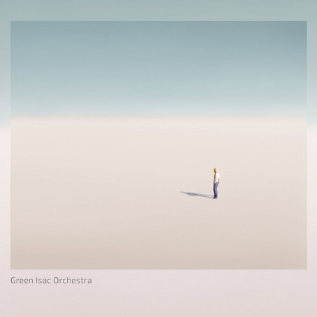 GREEN ISAC: Green Isac Orchestra (2015) (FR)