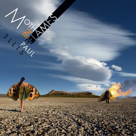 PAUL ELLIS: Moth in Flames (2015) (FR)